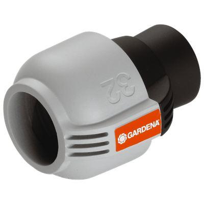 Соединитель 32 мм x 3/4 - внутренняя резьба GARDENA
