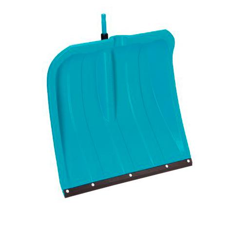 Лопата для уборки снега 50 см c пластиковой кромкой GARDENA