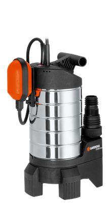Насос дренажный для грязной воды 20000 inox Premium GARDENA