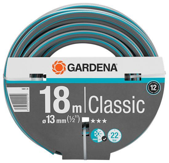 Шланг Classic 1/2 х 18 м. GARDENA