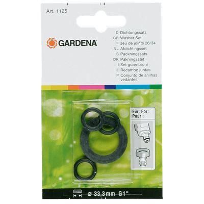 Комплект прокладок для штуцеров арт. 901/2901 GARDENA