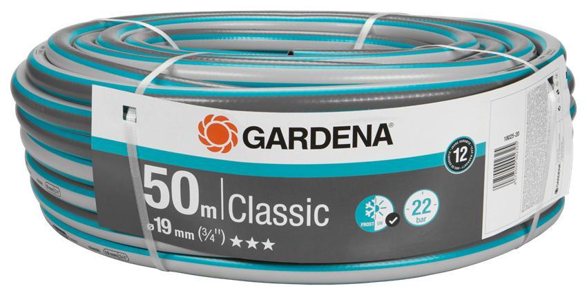 Шланг Classic 3/4 х 50 м. GARDENA