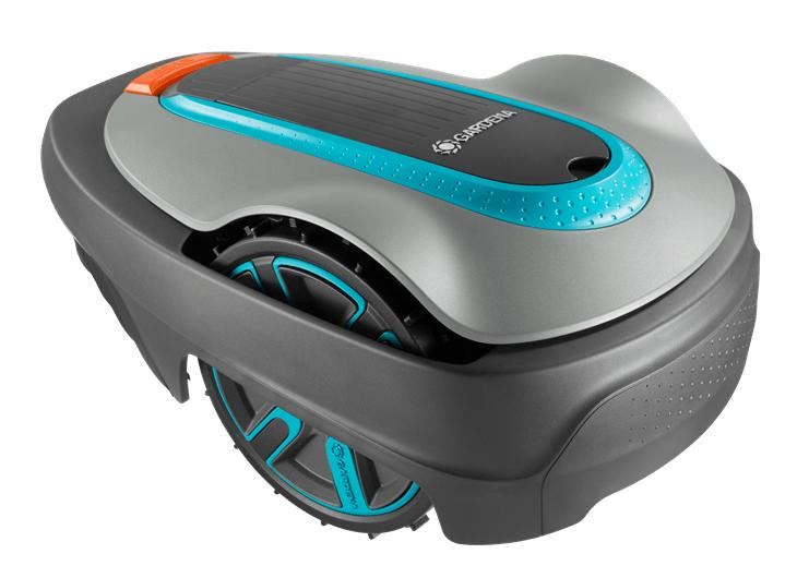 Газонокосилка-робот Sileno city 500 GARDENA