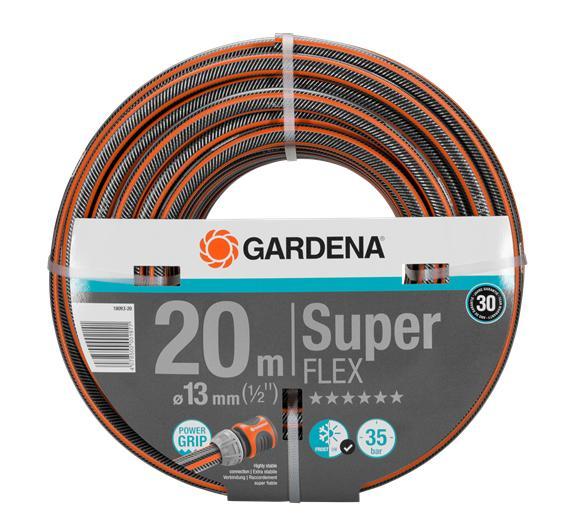 Шланг SuperFLEX 1/2 х 20 м. GARDENA