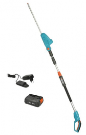 Телескопические ножницы для живой изгороди аккумуляторные THS 20/18V с аккумулятором
