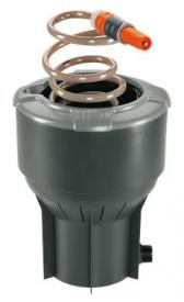 Колонка со спиральным шлангом 10 м GARDENA