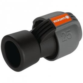 Соединитель 25 мм x 1 - внутренняя резьба GARDENA