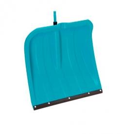 Лопата для уборки снега 40 см c пластиковой кромкой GARDENA