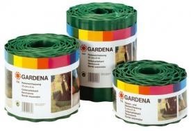 Бордюр зеленый 9 см GARDENA