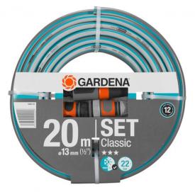 Шланг Classic 1/2 х 20 м. GARDENA Комплект
