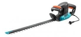 Ножницы для живой изгороди электрические EasyCut 450/50 + перчатки садовые арт. 207 GARDENA