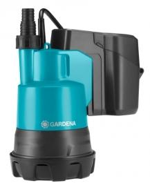 Насос дренажный для чистой воды аккумуляторный 2000/2 Li-18