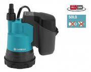 Насос дренажный для чистой воды аккумуляторный 2000/2 18V P4A  без аккумулятора