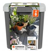 Комплект для полива в выходные дни с емкостью 9 л GARDENA