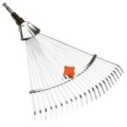 Грабли веерные регулируемые (30-50 см) GARDENA